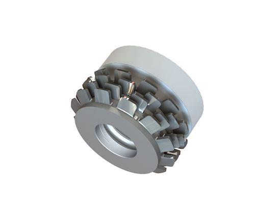 Keep-Nut - bezklejowa, samokotwicząca kotwa do kamienia, kompozytów, HPL, itp.