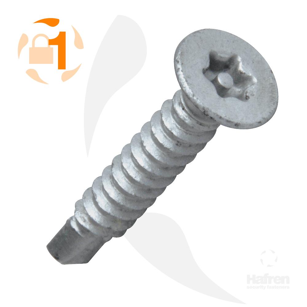 RTCD08D DP - ŚRUBY 6-LOBE PIN